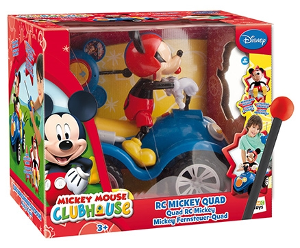 IMC Toys RC Quad Mickey