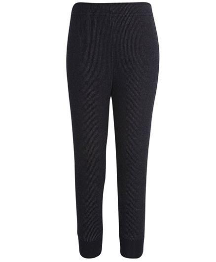 Warm Hug Leggings Black - Full Length