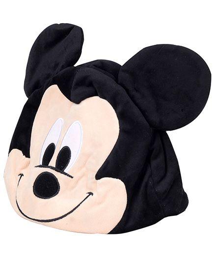 Disney Mickey Plush Cap - 7 Inches