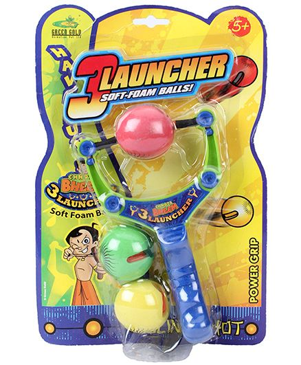 Chhota Bheem 3 Launcher - Multi Color