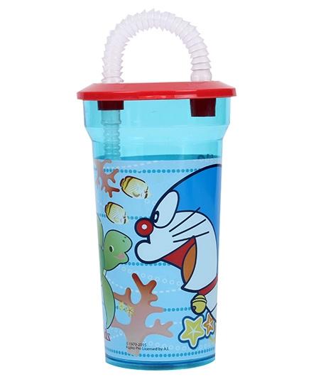 Doraemon Sea Sipper - Blue
