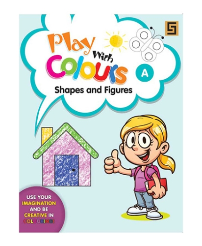 Play With Colors Shapes And Figure Series A - English