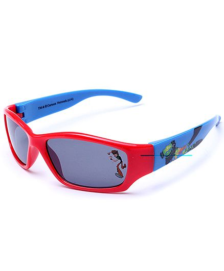 Ben 10 Kids Sunglasses - Red And Blue