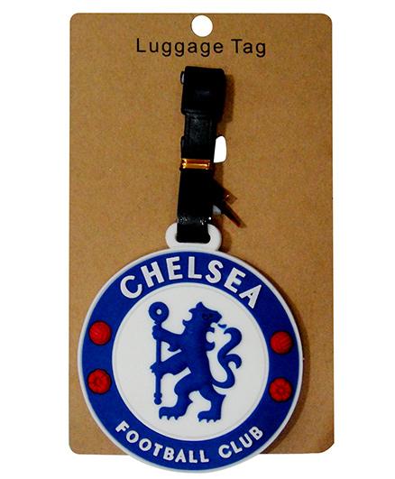 EZ Life Premium Silicon Luggage Tag - Chelsea