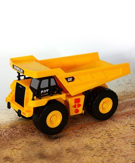 CAT Big Builder Shaking Machine - Dump Truck