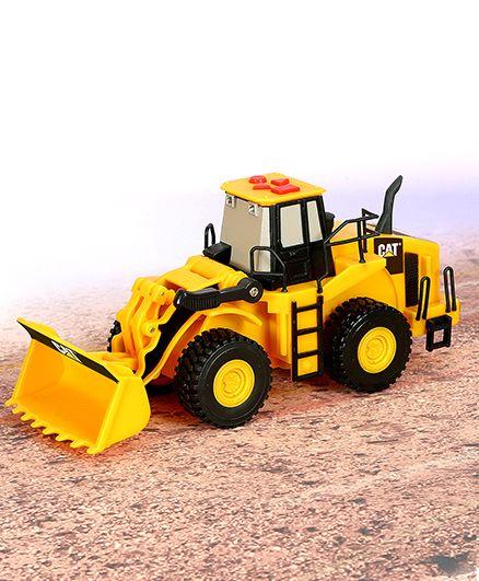 CAT Big Builder Shaking Machine - Wheel Loader
