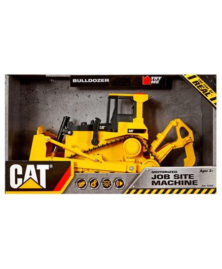 CAT Job Site Machine - Bulldozer