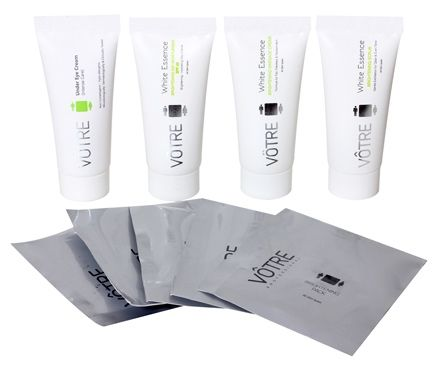 Votre White Essence Whitening & Glowing Home Facial Kit