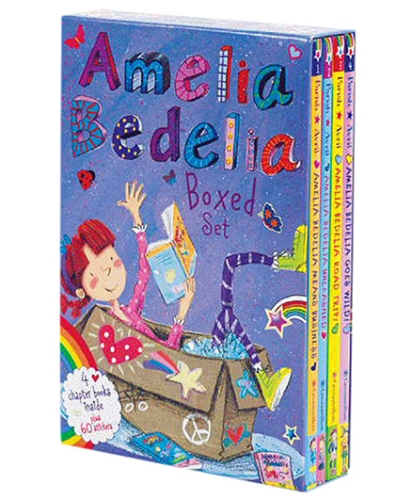Harper Collins Amelia Bedelia Chapter Boxed Set