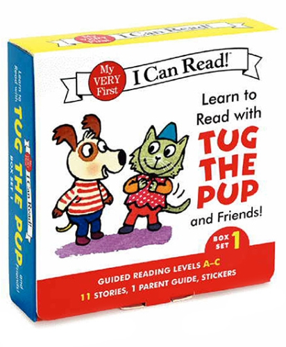 Harper Collins Tug The Pup and Friends Box Set 1 - 11 Stories