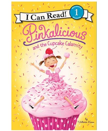 Harper Collins Pinkalicious And The Cupcake Calamity - English