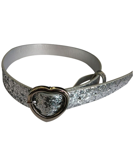 NeedyBee Resizable Toddler Belt - Silver