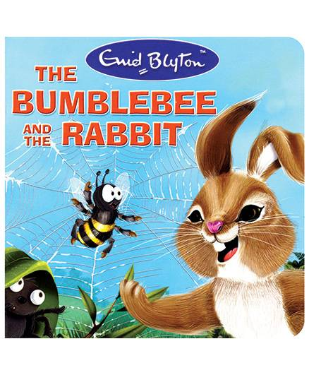 The Bumblebee And The Rabbit - English