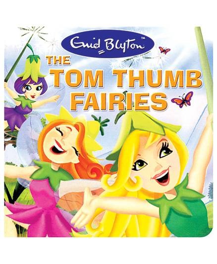 The Tom Thumb Fairies - English