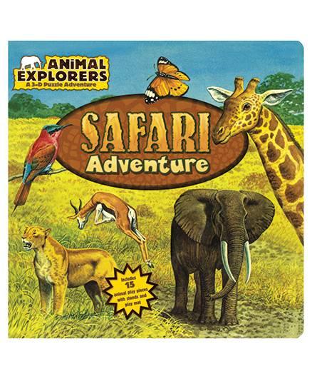 Safari Adventure - English