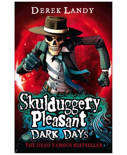 Happer Collins Skulduggery Pleasant Dark Days - English