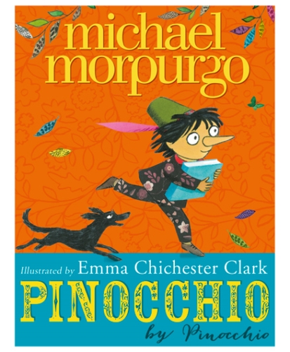 Harper Collins Pinocchio Story Book - English