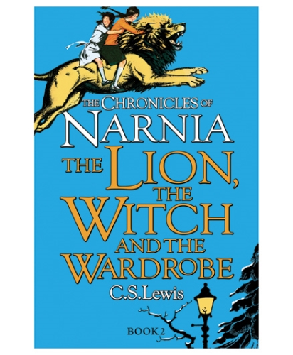 Harper Collins The Chronicles Of Narnia The Lion The Witch And The Wardrobe - English