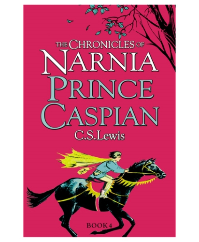 Harper Collins The Chronicles of Narnia Prince Caspian Book 4 - English