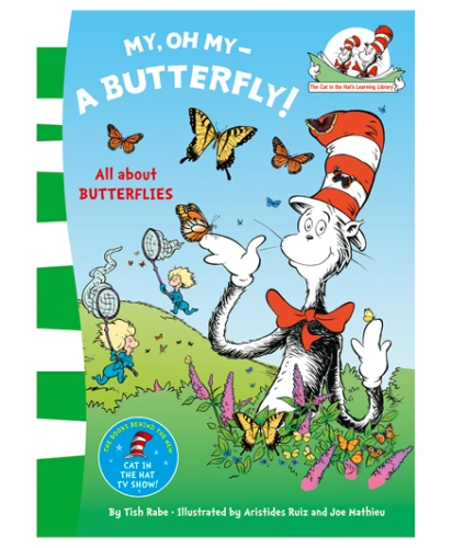 Harper Collins My Oh My A Butterfly - English