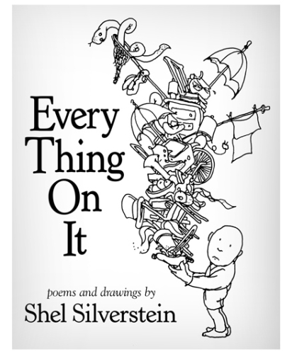 Harper Collins Every Thing On It - English
