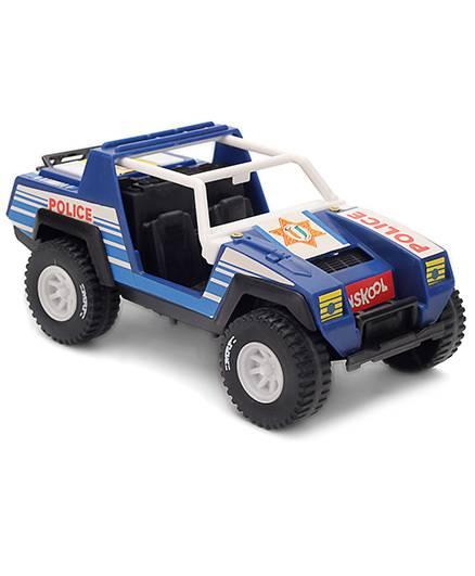 Funskool Police Jeep - Blue