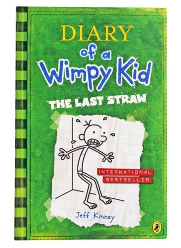 The Last Straw- Diary Of A Wimpy Kid