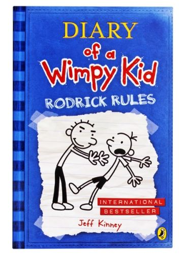 Rodrick Rules- Diary Of A Wimpy Kid