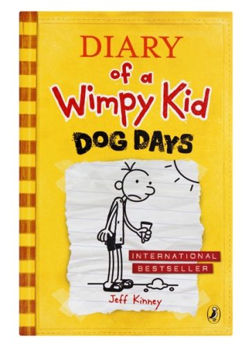 Dog Days- Diary of a Wimpy Kid