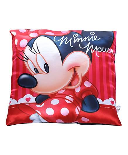 Disney Cushion Red - Minnie Mouse