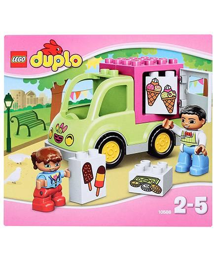 Lego Duplo Ice Cream Truck - 11 Pieces