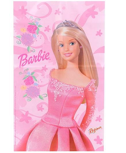 Barbie Treat Sack - Pack Of 8