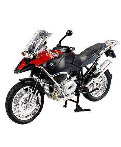 Rastar Die Cast BMW Motorcycle