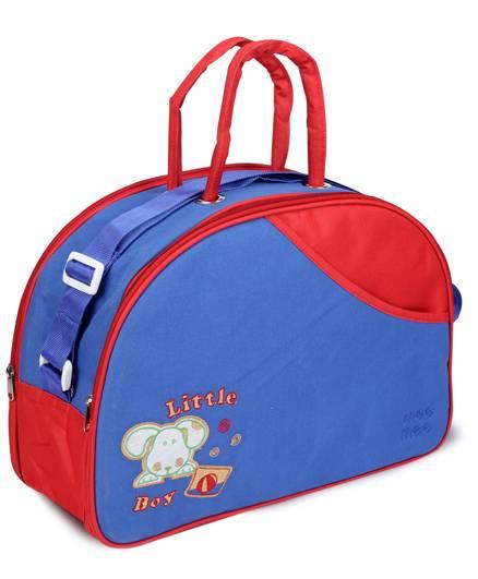 Mee Mee Nursery Bag - Red And Blue