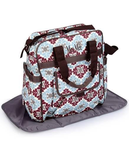 Mee Mee Nursery Bag - Floral Print