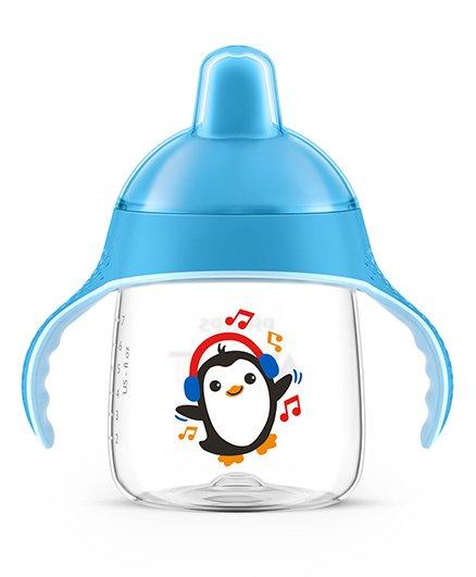 Philips Avent Premium Spout Cup 260 Ml - Blue - 12 Months+