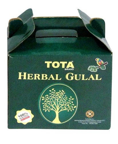 Tota Herbal Gulal Gift Pack - 5 Pieces