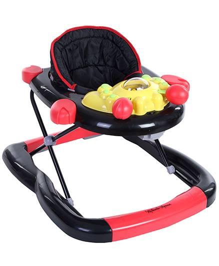 Disney International Minnie Baby Walker - Red And Black