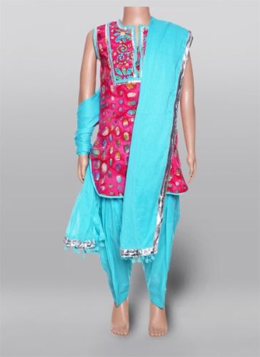 Biba Girls - Salwar Suit With Dupatta