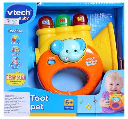 Vtech - Toot-Toot Trumpet