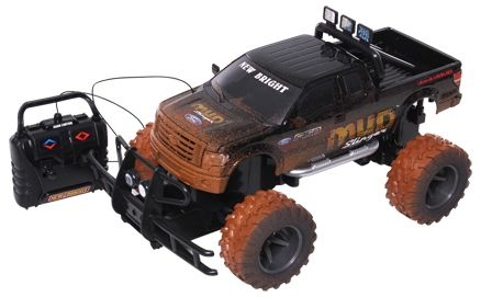 New Bright - Mud Slinger R/C Ford F -150