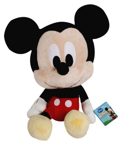 Disney Plush Toy - Mickey Flopsie