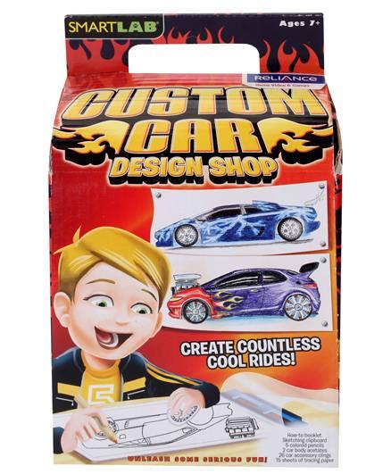 Smart Lab Mini Pack Custom Car Design Shop