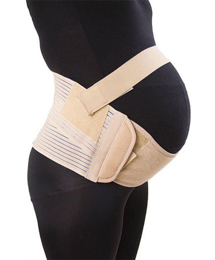 Aaram Maternity Belt Small - Nude Color