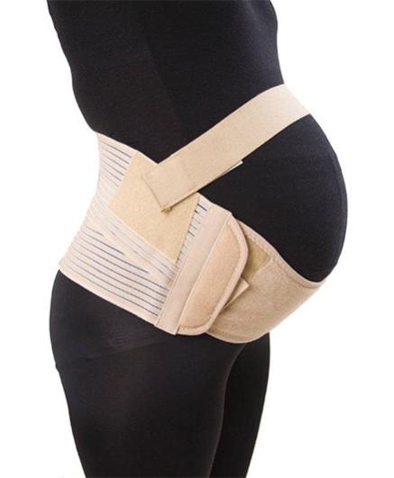 Aaram Maternity Belt Large - Nude Color