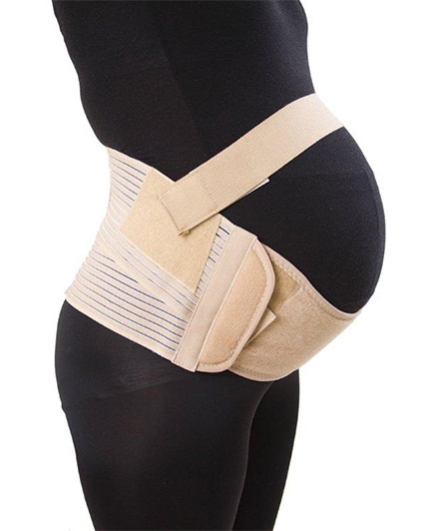Aaram Maternity Belt Extra Large - Nude Color