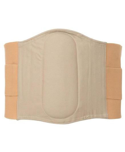 Aaram Postpartum Lumbo Sacral Belt Medium - White And Nude