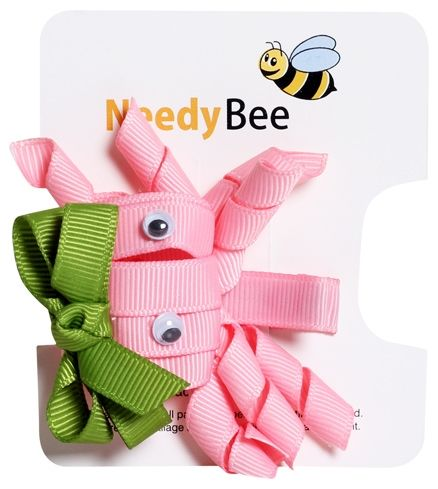 NeedyBee - Hair Clip Octopus