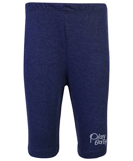 Little Kangaroos Three Fourth Bermudas - Blue