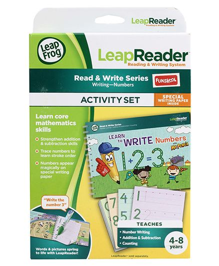 Leap Frog Leap Reader Reading And Writing System Activity Set